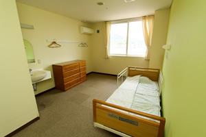 居室 (プライベートスペース)