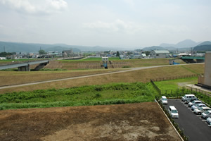 施設の景観